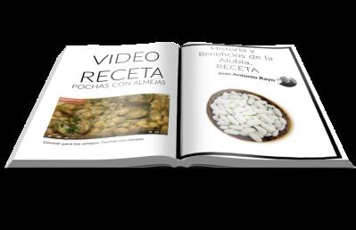 LA GRAN HISTORIO DE LA ALUBIA...DE MESA EN MESA revista gastronómica. 1